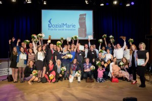 The Winners of SozialMarie 2016 are known!