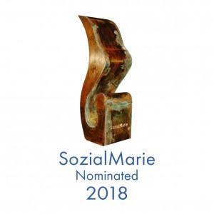 Die 34 Nominierungen für die SozialMarie 2018