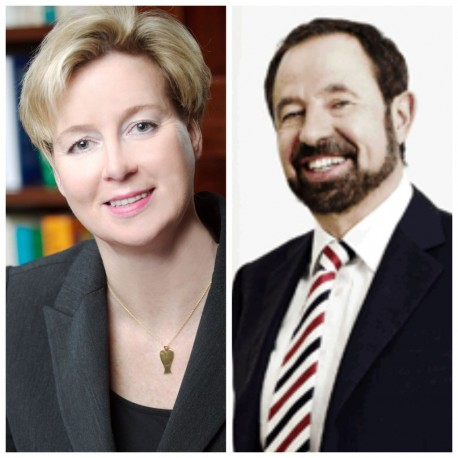 Susanne Schubert Lustig & Francis Lustig