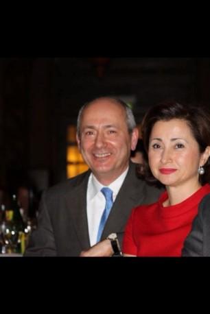 Sima & Ahmad Porkar