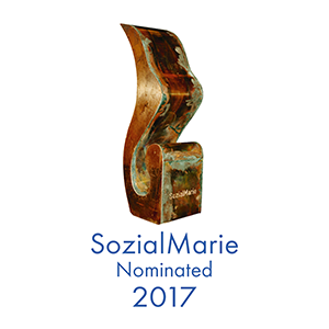 A 2017. évi SozialMarie Díj 33 jelöltje